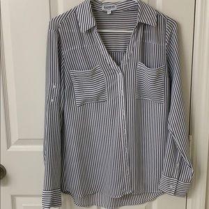 Express - Portofino - Slim Fit dress shirt